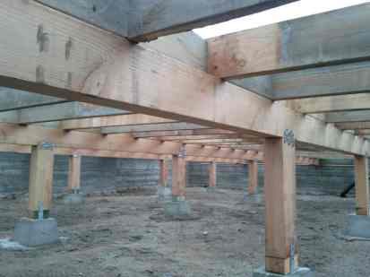 pier and beam