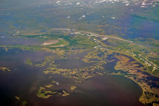 NASA-completes-study-of-Louisiana-Gulf-Coast-Levees-and-Wetlands